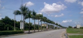 Khu Dân Cư Phước Đông huyện Cần Đước tỉnh Long An