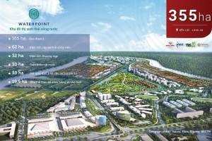 Sự khác biệt Dự án Waterpoint Long An mang đến
